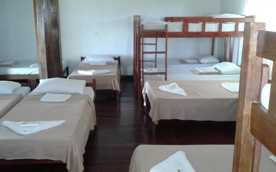 Dormitory (near poolside)
